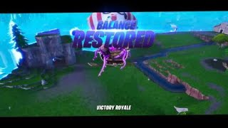 Fortnite Endgame INVISIBILITY GLITCH!