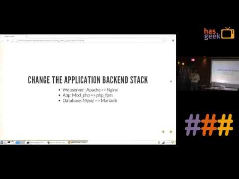 Arun Tomar - Scaling a Social Networking site: AWS + Chef