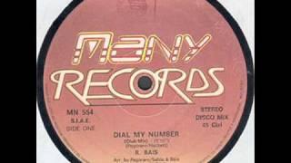 Скачать R BAIS DIAL MY NUMBER ORIGINAL 12 39 39 VERSION 1985