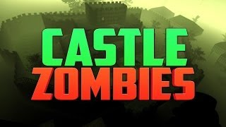 CASTLE ZOMBIE FAIL ★ Left 4 Dead 2 ★ Custom Zombies