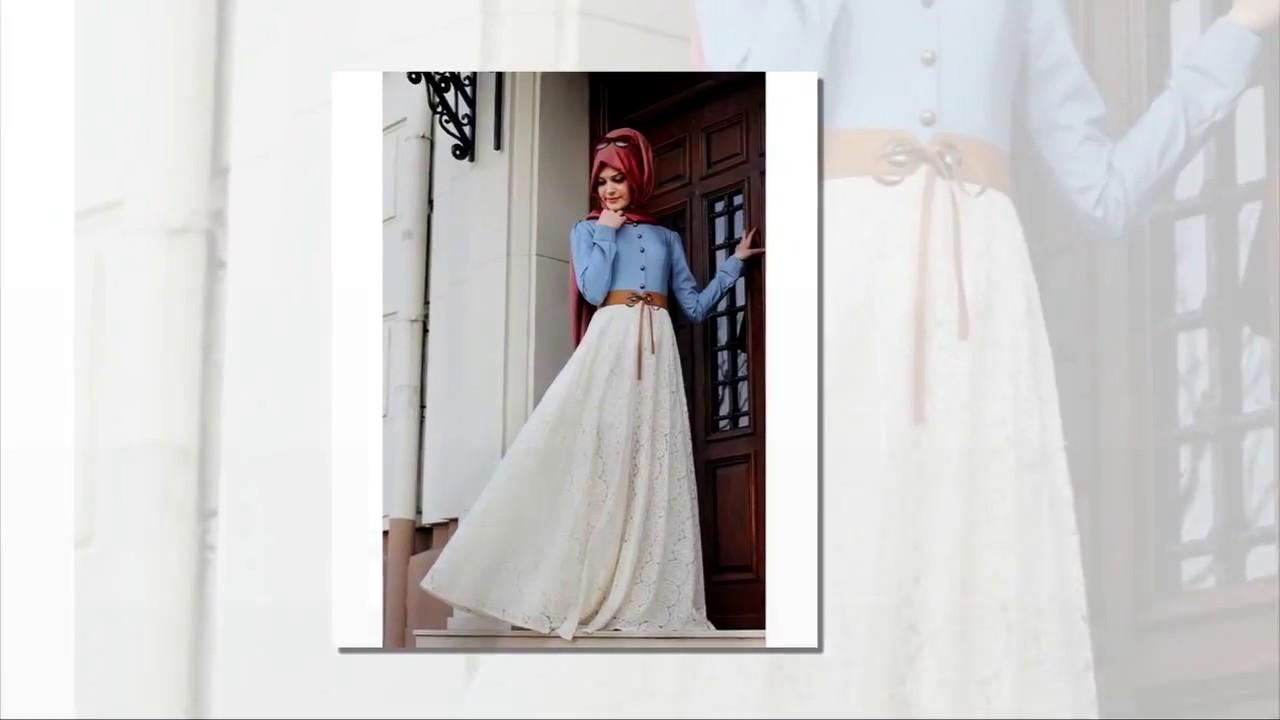 01189d3957dff 2019 Abiye Elbise Modelleri - YouTube