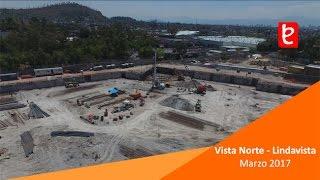 Vista Norte - Enksa Lindavista, Marzo 2017   www.edemx.com