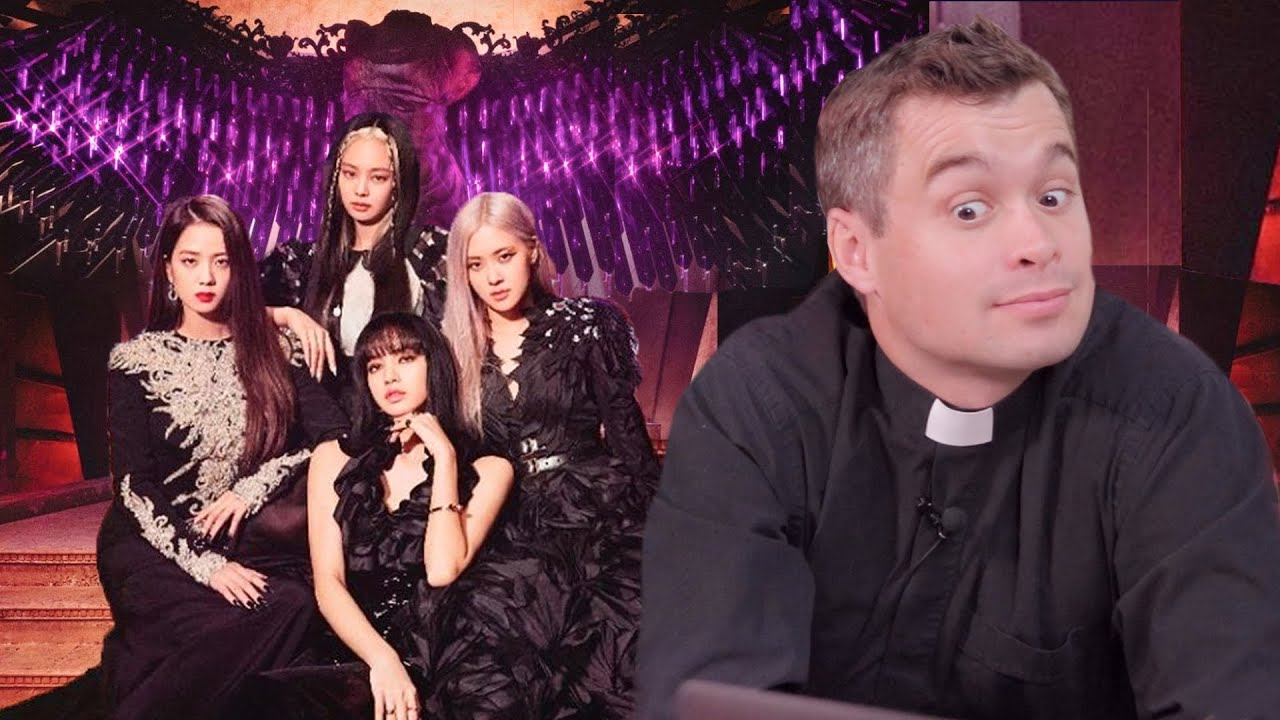 British Priest reacts to BLACKPINK - 'How You Like That'