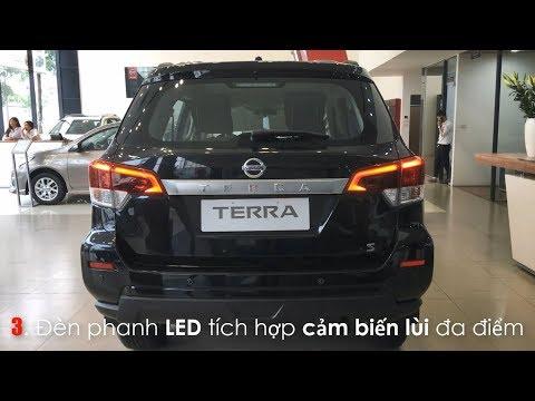 Nissan Terra S 2019, máy DẦU số SÀN chạy dịch vụ vận tải quá tiết kiệm???