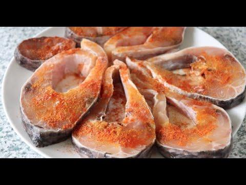 Coconut Fish Curry   Rohu Fish   Homefoodbuzz