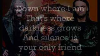 Demons & Wizards - Down Where I Am + Lyrics