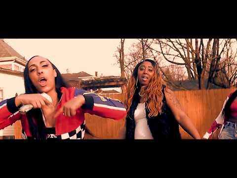 CANDY CAYNE x HONEY LAMAE' - #ROCKCHALLENGE (OFFICIAL VIDEO)