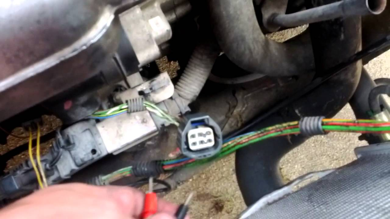 Etm Ets Throttle Position Sensor Volvo V70 Limp M Youtube Wiring Diagram