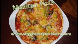 Mexican Pizza | Pizzadilla Video Recipe | Bhavna's Kitchen