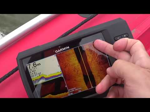 ПРАВДА про Garmin Striker 7 sv Plus с боковым сканером и онлайн картами | Рыбалка с FishingSib 2018