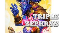 Triple Zephrys Priest Game