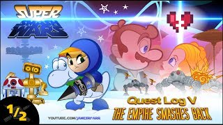 SUPER SMASH WARS 2: The Empire Smashes Back (Part 1/2) A Star Wars / Nintendo-Verse Mashup thumbnail