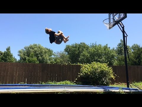 Double backflip tutorial double back layout tutorial (a.