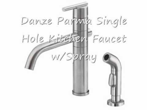 Danze Parma Kitchen Faucets