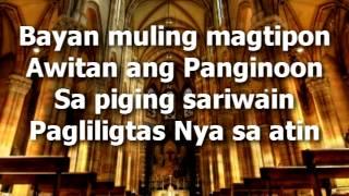Pag-aalaala (keyboard Instrumental)