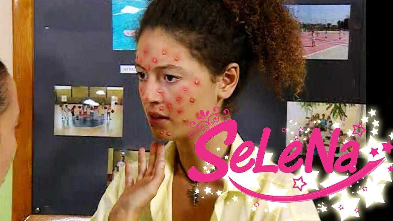 Selena, kötülük yapan Kıvılcım'a haddini bildiriyor!