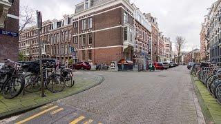 House for sale Nicolaas Witsenstraat 10 Amsterdam - Fred Koot Makelaardij - Video by Boykeys
