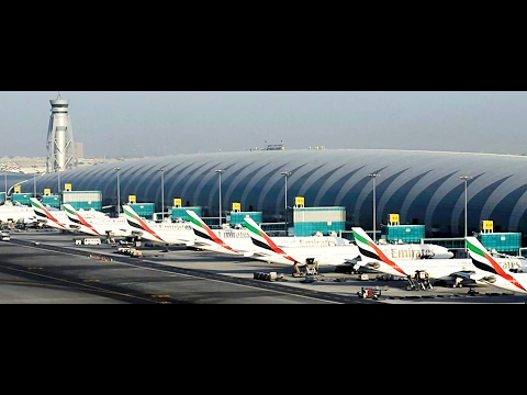 How do you go Dubai Terminal 3 UAE