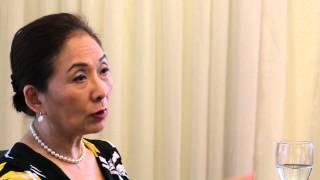 Chieko Aoki, rede Blue Tree Hotels -  O que uma pessoa precisa para ser um bom líder?
