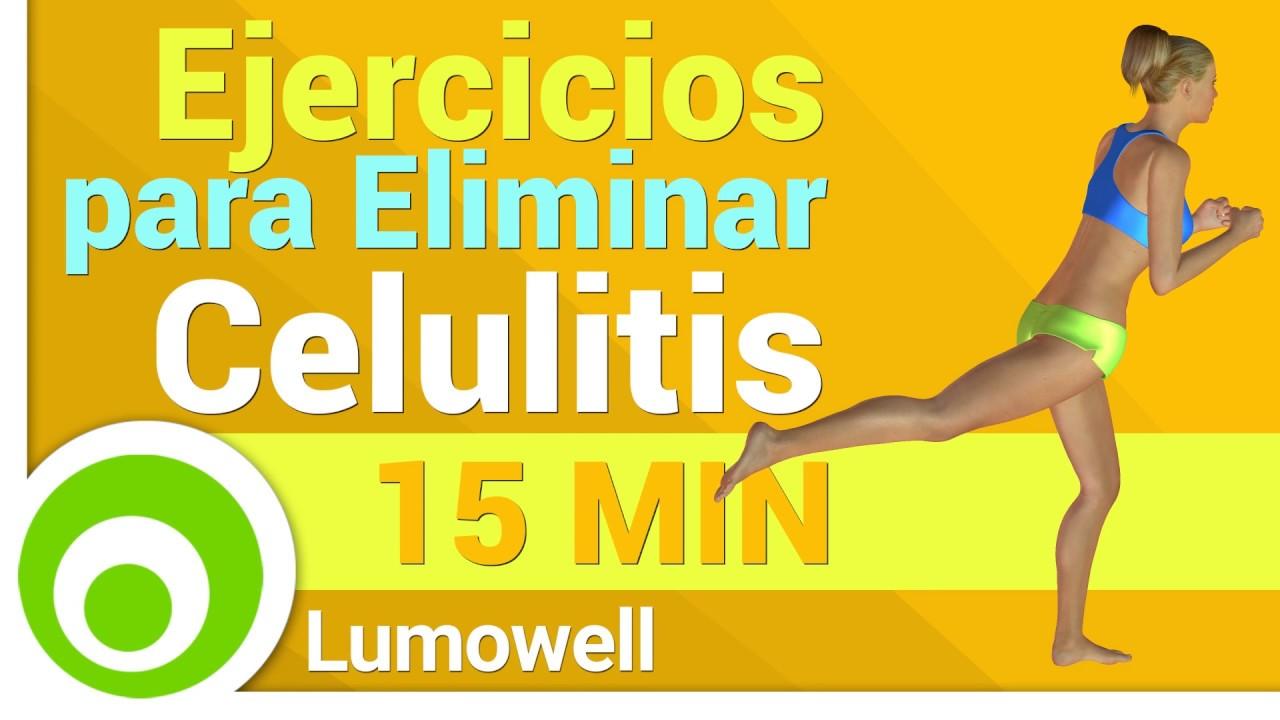 Ejercicios Para Eliminar Celulitis De Piernas Y Glúteos Youtube