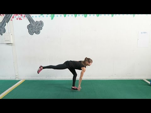 25 Lower Body Balance Exercises