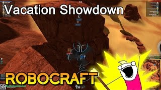 Robocraft: Vacation Showdown (Funny Moments)