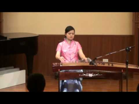 Lotus Coming Out from Water- Guzheng