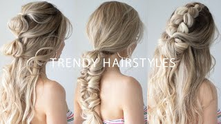 HOW TO: CUTE HAIRSTYLES FOR SUMMER 2019