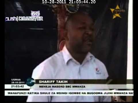 sbc tanzania   star tv news 28 10 2011 track1