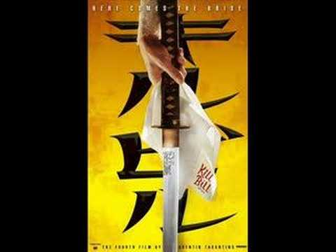 Kill Bill soundtrack  Twisted Nerve