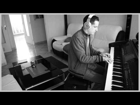 Birdy - People help the people (Piano instrumental accompagnement cover )