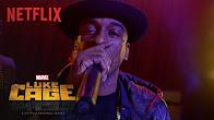 "Marvel's Luke Cage | Rakim - ""Kings Paradise"" [HD] | Netflix - Продолжительность: 70 секунд"