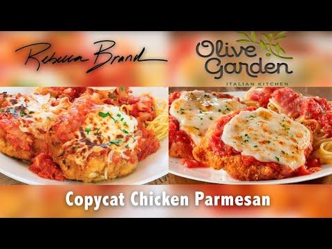 Best Easy Chicken Parmesan Recipe $3 per Big Serving | Olive Garden CopyCat of $18 Recipe but BETTER