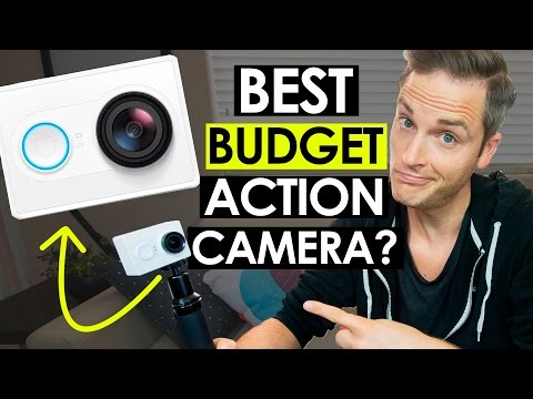 Best Budget Action Camera? — Yi Camera Review