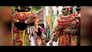 Topeng Sidakarya Sacred Dance & Pujawali. Beautiful Balinese Hindu Arts & Tradition