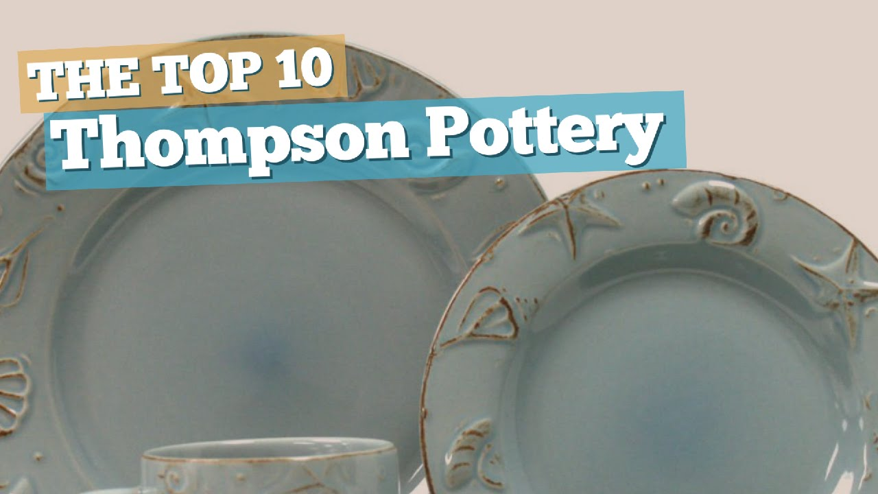 Thompson Pottery Dinnerware Sets // The Top 10 Best Sellers 2017 & Thompson Pottery Dinnerware Sets // The Top 10 Best Sellers 2017 ...
