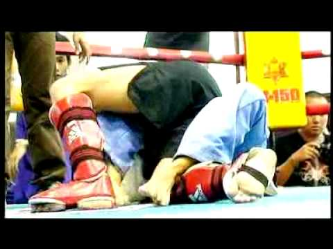 TAEKWONDO VS JUDO (in Thailand Year 2007)