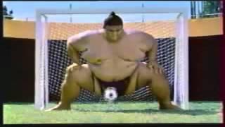 Pepsi Сумо Футбол
