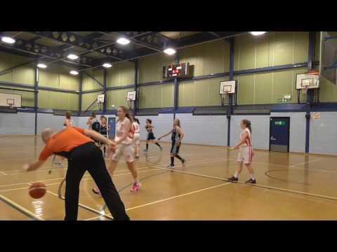 SBC U16 Girls  Div 1 West Lothian Wolves VS Falkirk Fury (2)