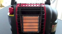 Mr. Heater-Portable Buddy Heater Review