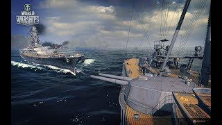 MARI TENGGELA крові капав - World of Warships