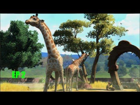 ZOO TYCOON THE ANIMALS EP 2 West African Giraffe