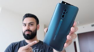OPPO Reno 10X ZOOM UNBOXING and FIRST LOOK