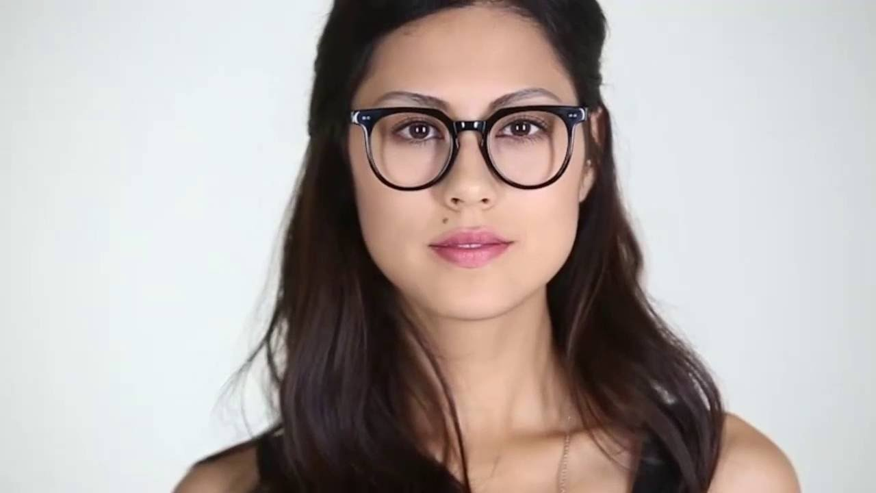 35548dcbf91 Atmosphere Eyeglasses in Jet Black for Women