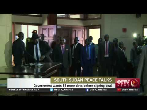 Foreign Policy expert on South Sudan peace talks