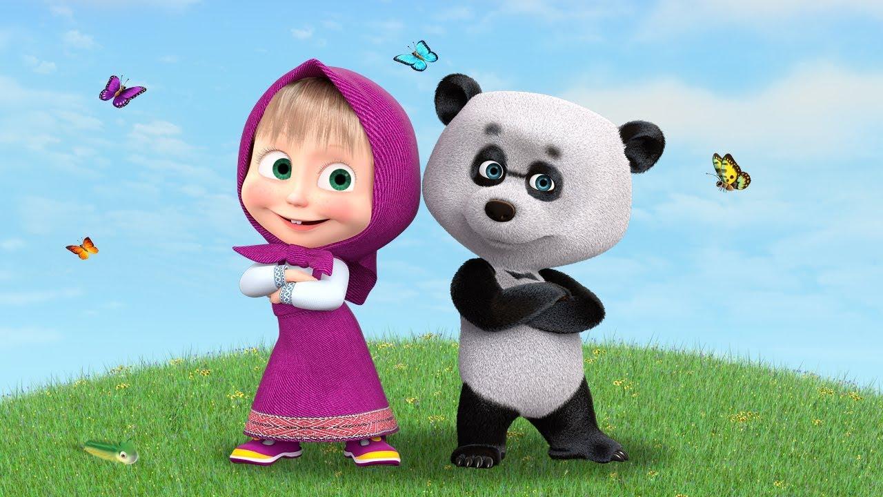 瑪莎與熊 - 全部影集 ( 兒童卡通動畫 ) ???? | Masha and The Bear