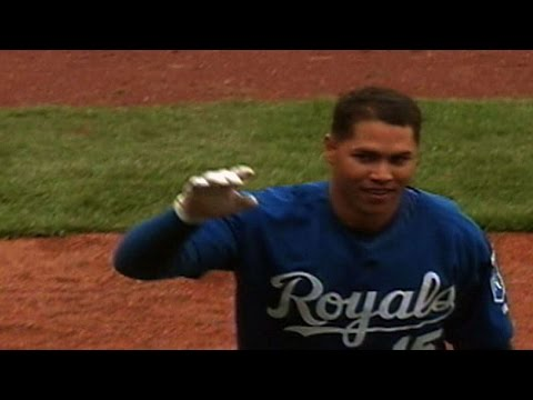 Beltran gives the Royals the win with a homer