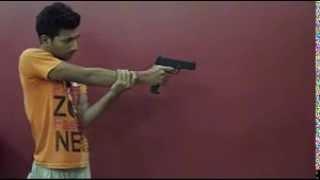 ONEWAY-fake gun shoot
