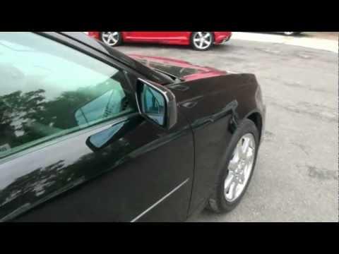 2003 Cadillac CTS Navigation