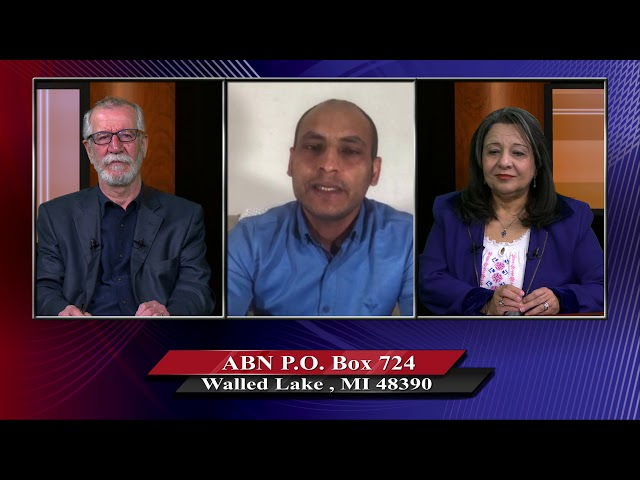 رسالة من الدكتور باسم كوريال للاحباء مشاهدي قناة الارامية